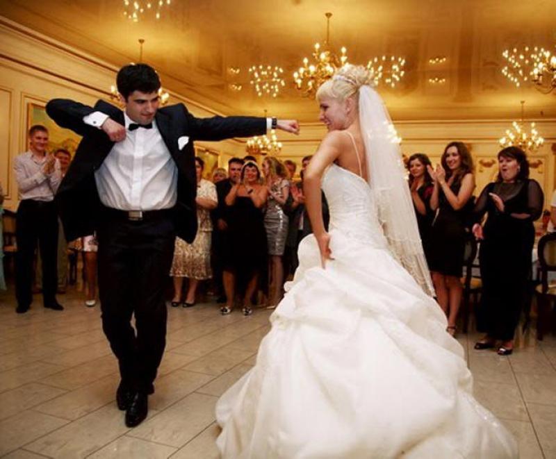 Свадьба дагестанца и русской девушки 2