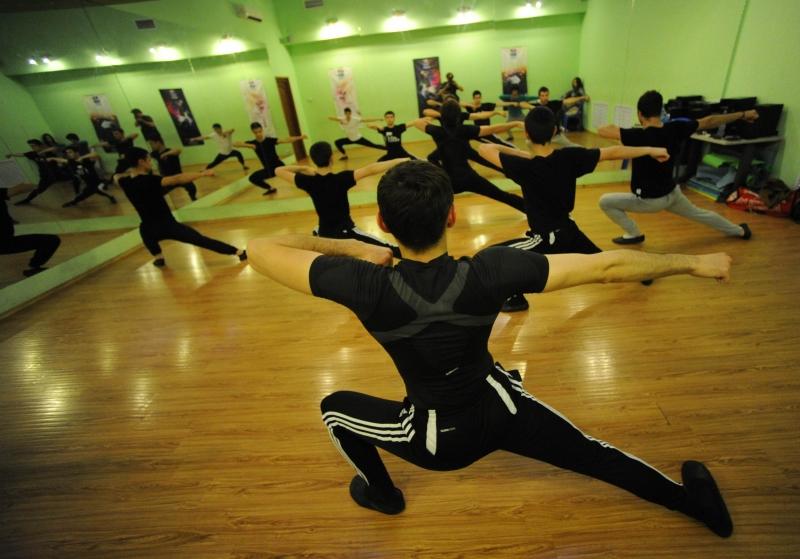 лучшие танцевальные студии для взрослых в спб наоборот